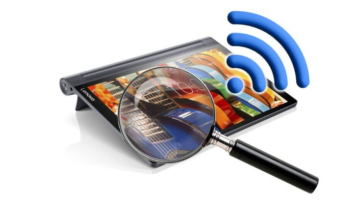 Vybíráme tablet 6 – Bezdrátové připojení