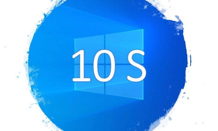 Co je Windows 10 S a jak ho přepnout na klasická Windows?