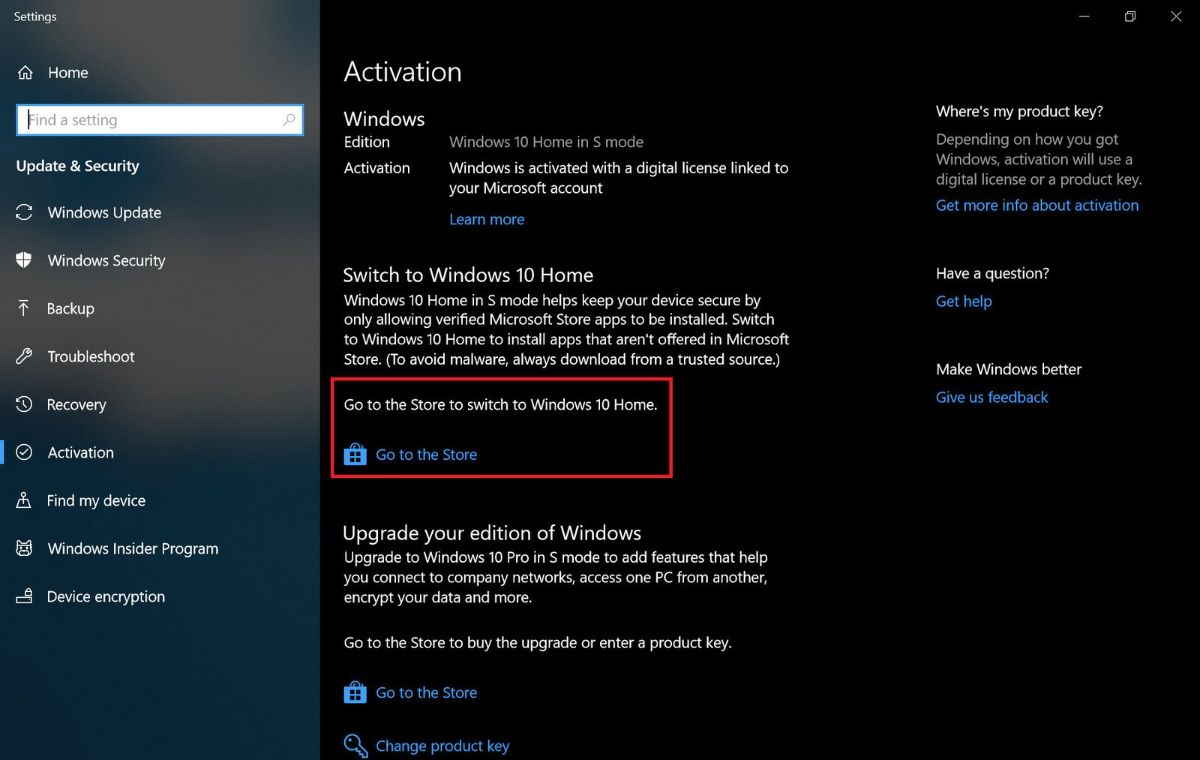 How to check your windows 10 digital license | Get Windows