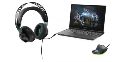 Legion H300 Stereo Gaming Headset Legion Y540