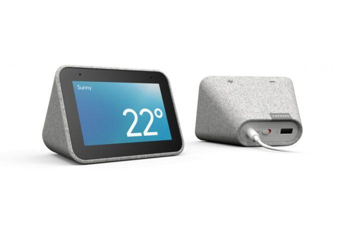 CES 2019: Lenovo Smart Clock a Lenovo Smart Tab jsou vizí budoucnosti chytré domácnosti