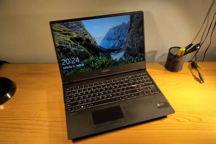 Lenovo Legion Y530 15,6″: recenze