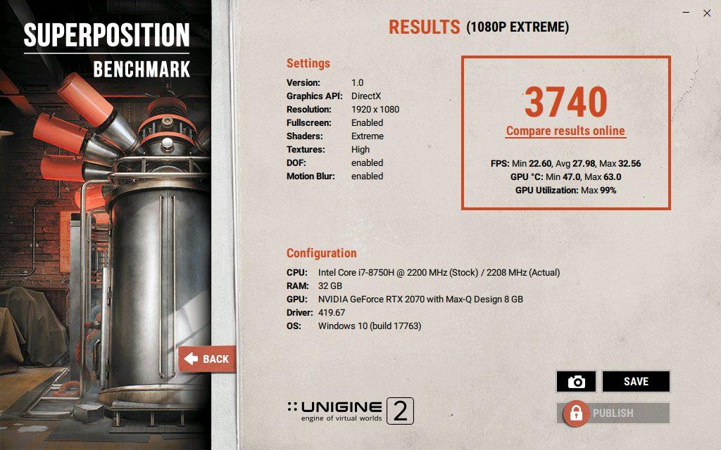 Superposition Benchmark v1.0 3740 1554109662