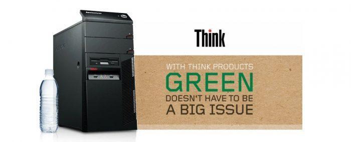 5 příběhů o environmentální práci: Think Green by Lenovo