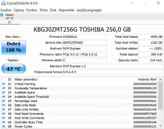 LenovoYogaBookC930 crystaldisk