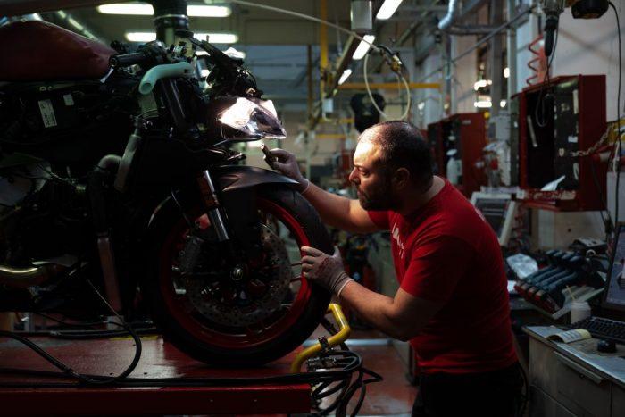 Technologie Ducati MotoGP v běžných motocyklech