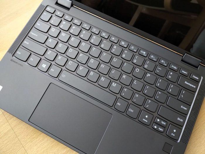 Lenovo Yoga C640-13: první pohled na decentní stylovku