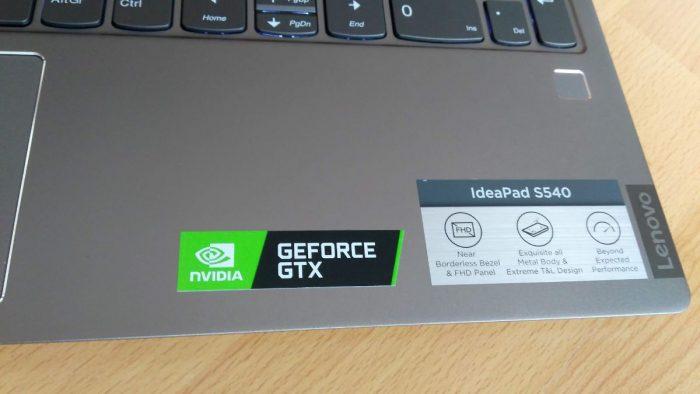 Recenze: Lenovo IdeaPad S540