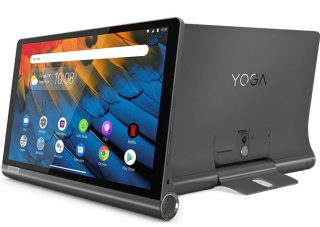 Lenovo Yoga Smart Tab.