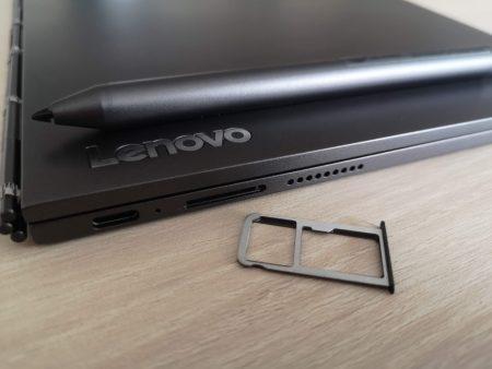 YogaC930 leva-strana slot-SIM