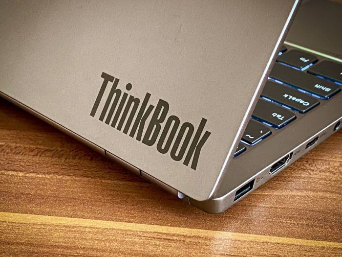 ThinkBook 13s: pracovní stylovka (recenze)
