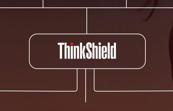 ThinkShield: platforma zabezpečení Lenovo