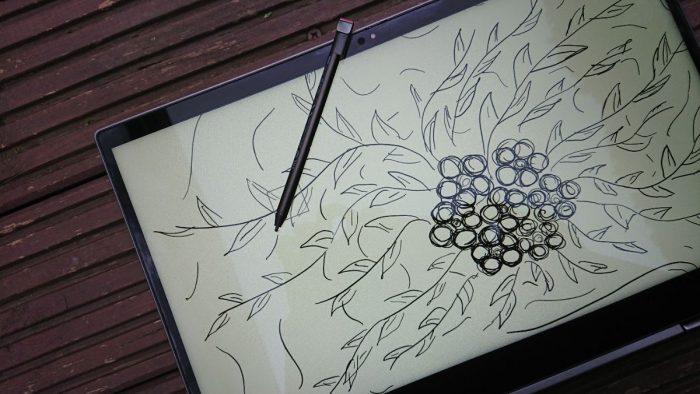 ThinkPad X1 Yoga 4. gen: mašina pro kreativce i profesionály