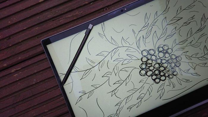 Thinkpad kresba