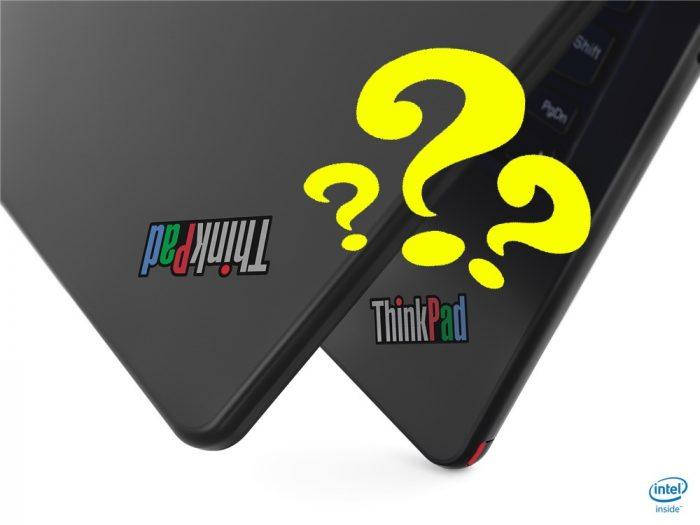Nový ThinkPad Yoga 11e přináší nečekaně logo z ThinkPadu 25