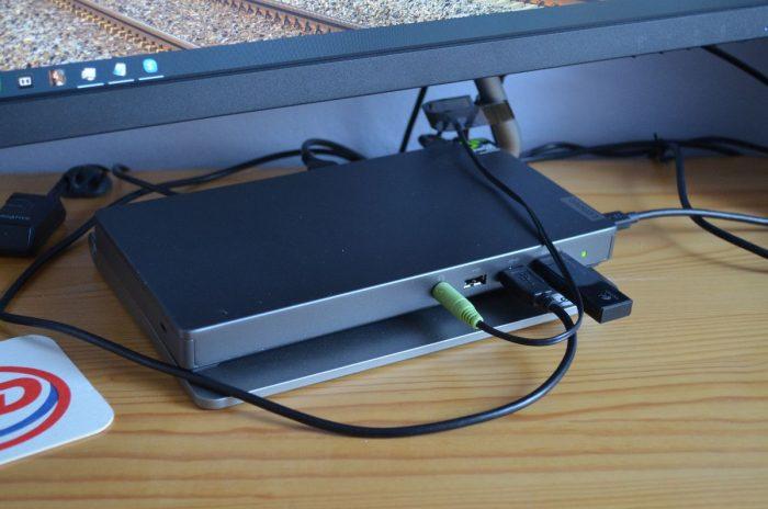 Lenovo Thunderbolt 3 Graphics Dock: první pohled