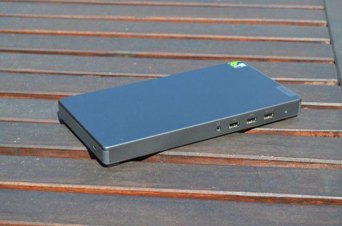 Lenovo Thunderbolt 3 Graphics Dock aneb externí grafika v praxi: recenze