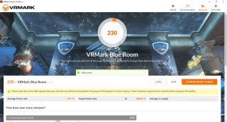 VRMark Blue Room, Lenovo Yoga C940-14IIL.