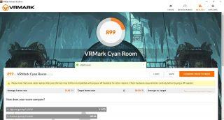 VRMark Cyan Room, Lenovo Yoga C940-14IIL.