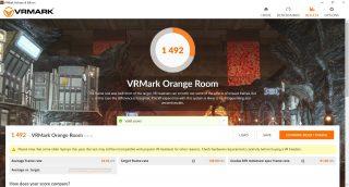 VRMark Orange Room, Lenovo Yoga C940-14IIL.
