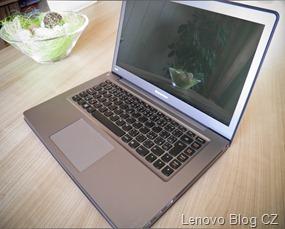 IdeaPad U400: Ladná finálna verzia + Video ukážka